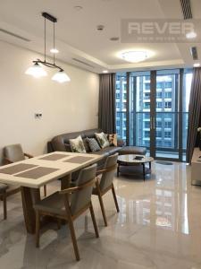 Cho thuê căn hộ Vinhomes Central Park 2PN, tháp Landmark 81, đầy đủ nội thất, view thoáng