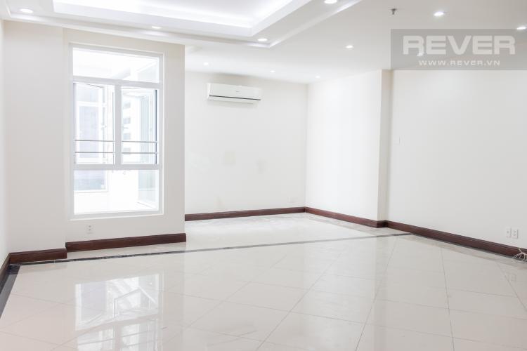 Phòng Khách Bán căn hộ Him Lam Riverside 3PN, tháp 1, nội thất cơ bản, view công viên và hồ bơi