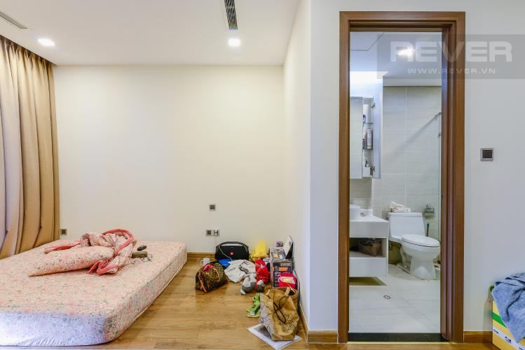 Phòng Ngủ 1 Căn góc Vinhomes Central Park 4 phòng ngủ tầng cao P2 view sông