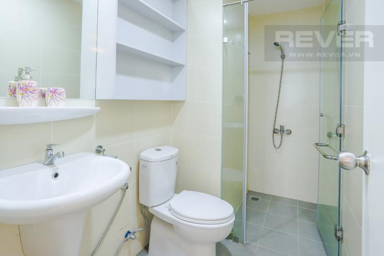 Phòng Tắm 2 Bán căn hộ M-One Nam Sài Gòn tầng trung, 2PN đầy đủ nội thất
