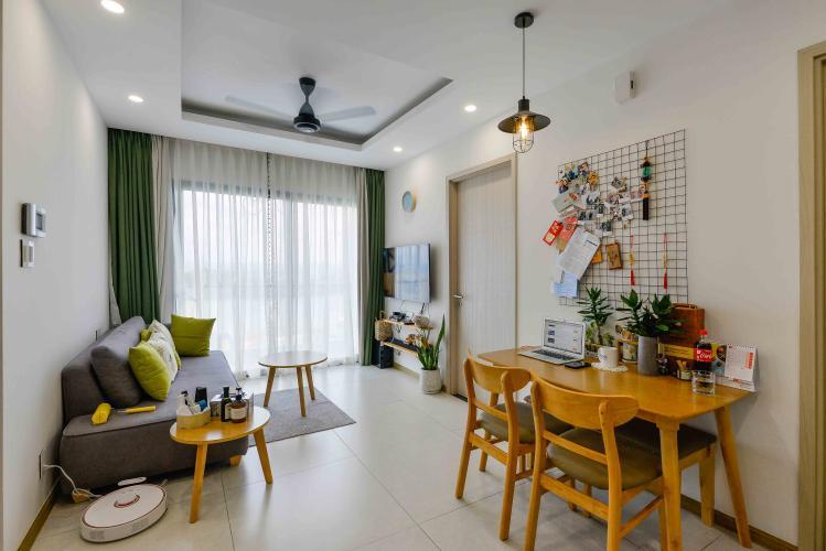 Phòng Khách Bán căn hộ New City Thủ Thiêm 2PN, tháp Bali, đầy đủ nội thất, view trực diện sông