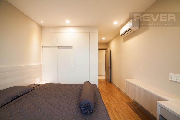 Phòng ngủ 1 Căn hộ The Gold View 2 phòng ngủ tầng cao A1 đầy đủ tiện nghi