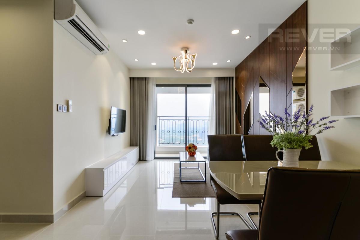 3cd0567a1727f179a836 Cho thuê căn hộ The Tresor 2PN, tháp TS1, diện tích 86m2, đầy đủ nội thất, view Bitexco và sông Sài Gòn