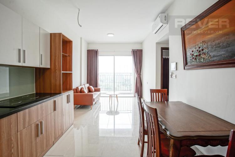Phòng Ăn Cho thuê căn hộ Sunrise Riverside 2PN, tầng thấp, đầy đủ nội thất, view sông thoáng mát