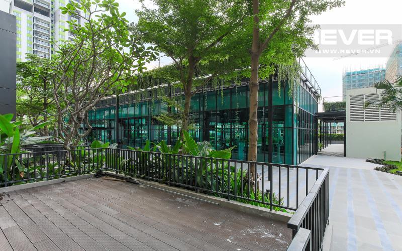 Sân Vườn Lofthouse Vista Verde 3 phòng ngủ tầng thấp T1 nội thất đầy đủ