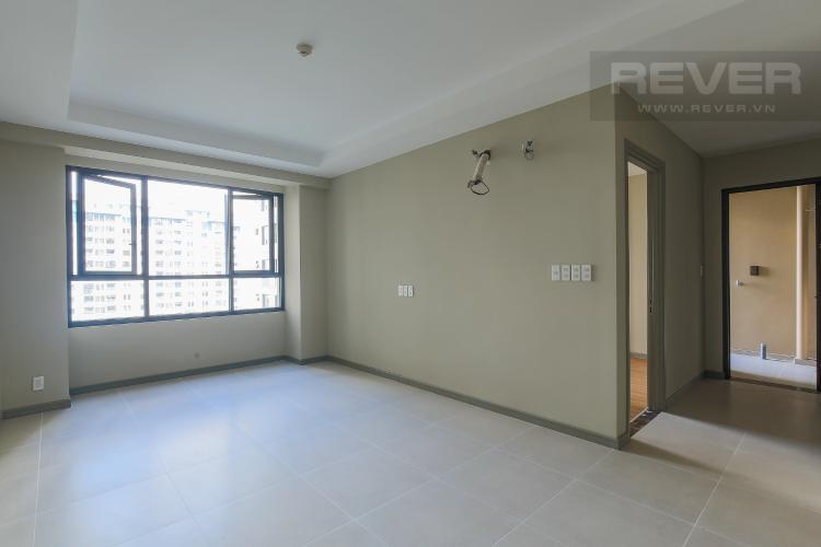 Phòng Khách Bán căn hộ The Gold View 2PN, Bến Vân Đồn, Quận 4
