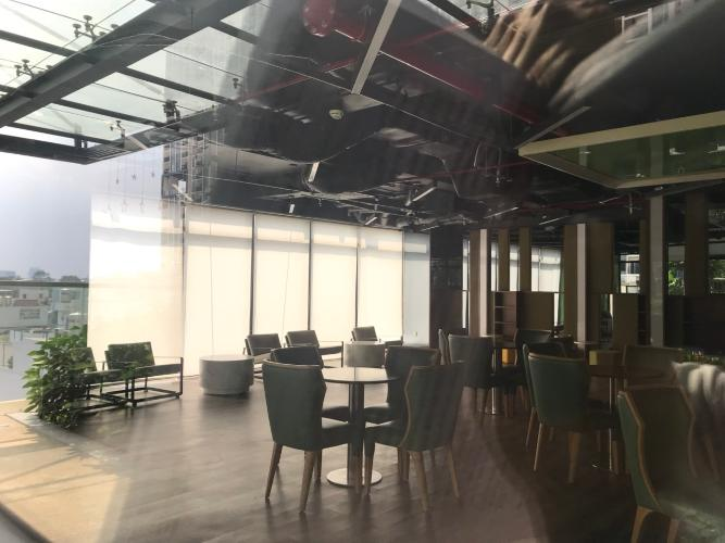 Tiện ích Sunwah Pearl, Bình Thạnh Căn hộ tầng cao Sunwah Pearl nội thất cơ bản, view thoáng mát.