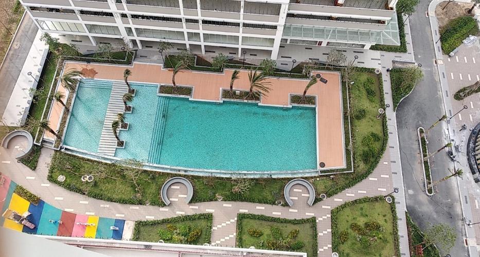 View căn hộ Lux Graden Bán căn hộ tầng cao Lux Garden nội thất cơ bản, tiện ích đa dạng.