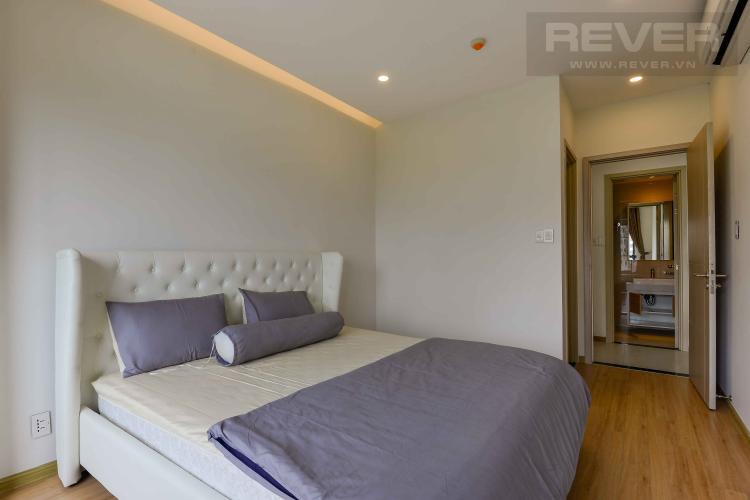 Phòng Ngủ 2 Cho thuê căn hộ New City Thủ Thiêm 2PN, tháp Venice, đầy đủ nội thất, view Landmark 81