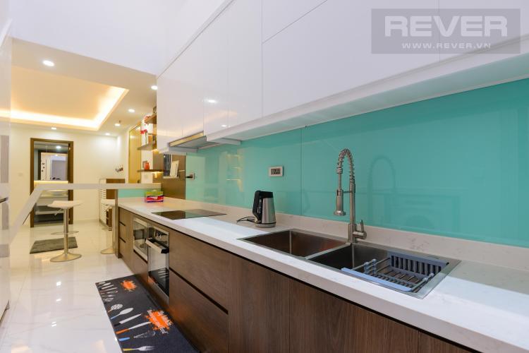 Bếp Bán căn hộ Vista Verde 2PN, tháp Orchid, diện tích 134m2, đầy đủ nội thất, có tầng lửng