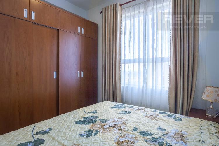 Phòng Ngủ 2 Căn hộ Lexington Residence 2 phòng ngủ tầng cao LD hướng Bắc