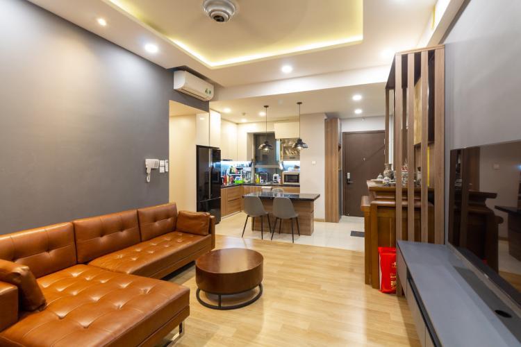 Căn hộ The Sun Avenue view thành phố thoáng đãng, nội thất đầy đủ.