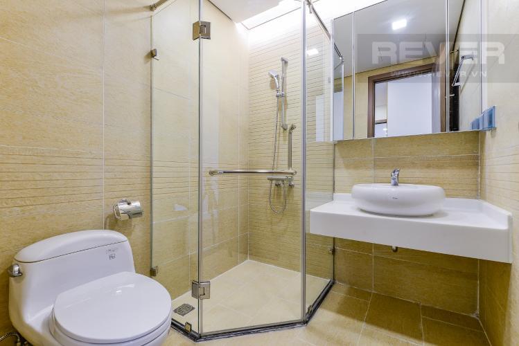 Phòng tắm 1 Căn hộ Vinhomes Central Park 2 phòng ngủ tầng thấp P7 view nội khu