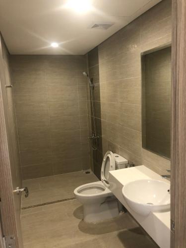 Phòng tắm , Căn hộ Vinhomes Grand Park , Quận 9 Căn hộ Vinhomes Grand Park tầng 18 cửa hướng Đông Bắc, nội thất cơ bản