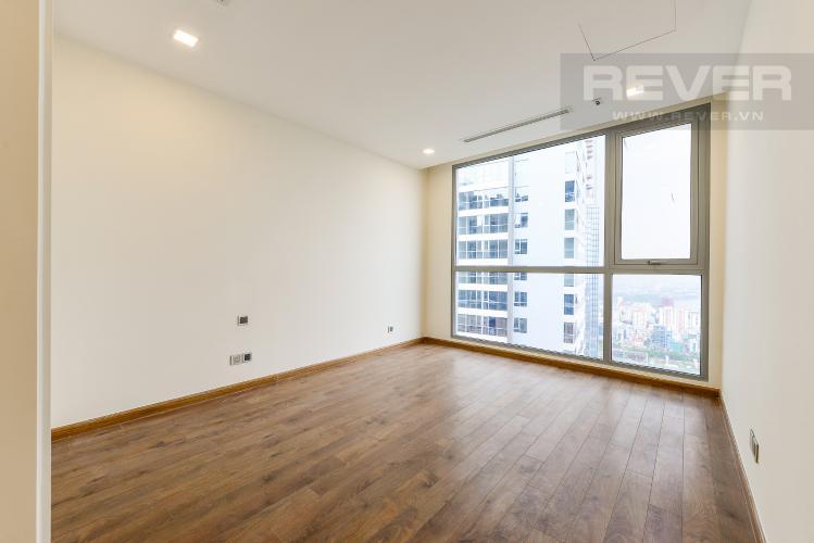 Phòng ngủ 2 Căn góc Vinhomes Central Park 4 phòng ngủ tầng cao Park 4