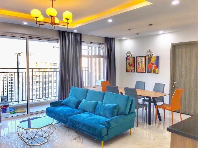 Cho thuê căn hộ Sunrise Riverside tầng trung, diện tích 83m2 - 2 phòng ngủ, đầy đủ nội thất