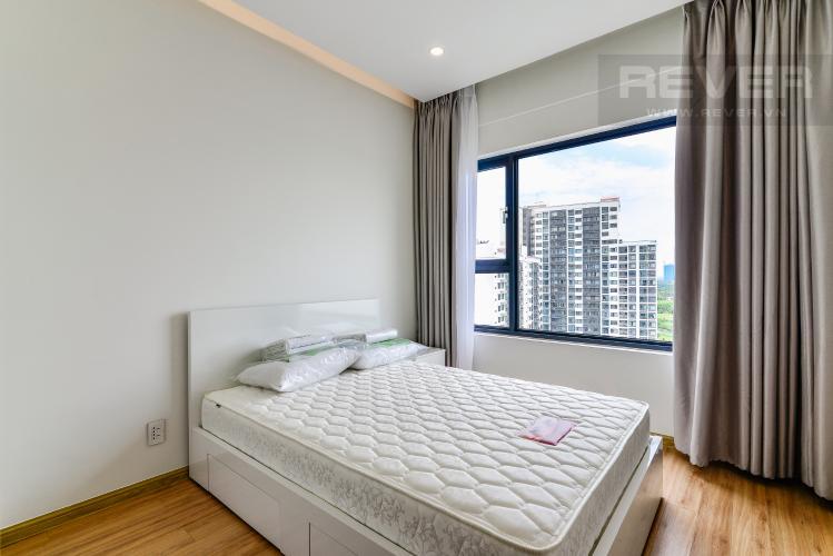 Phòng Ngủ 2 Cho thuê căn hộ New City Thủ Thiêm 2PN, đầy đủ nội thất, view hồ bơi