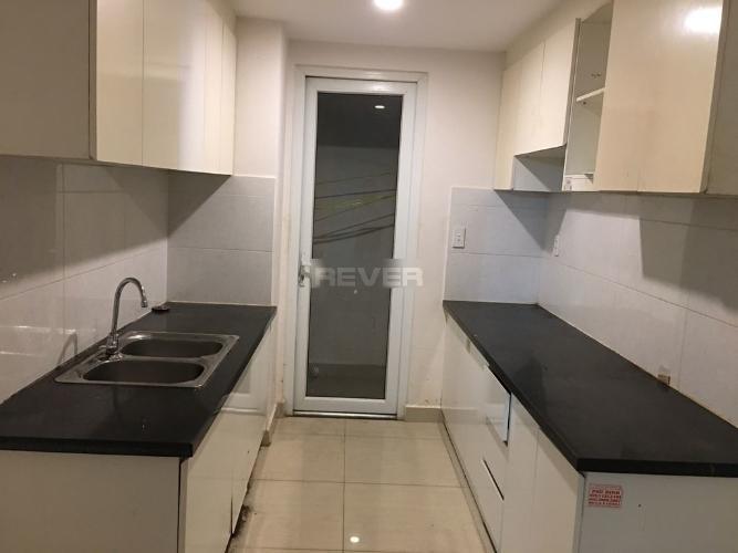 Phòng bếp căn hộ The Avila 2 Căn hộ tầng thấp The Avila 2 nội thất cơ bản, view thành phố.
