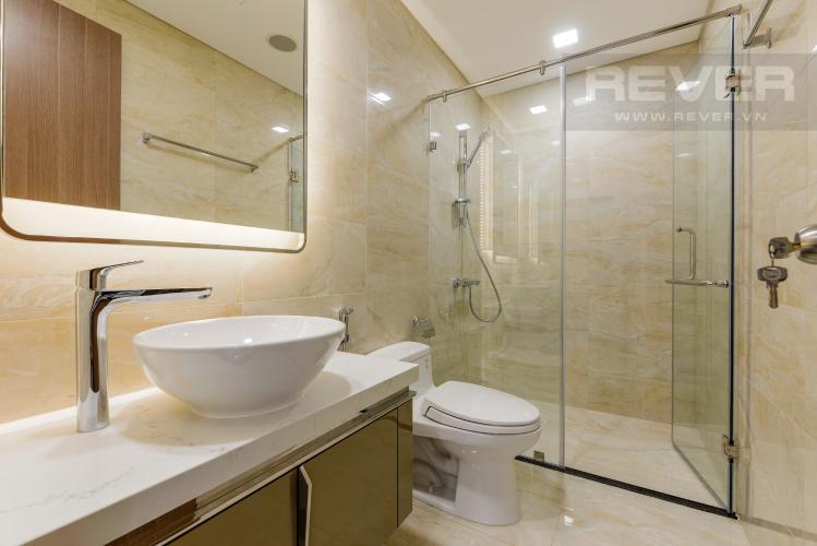 Phòng tắm Căn hộ Vinhomes Central Park tháp Landmark 81, 1PN, view hồ bơi