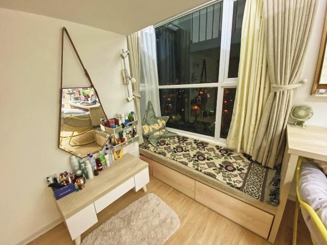Phòng ngủ Ehome S Nam Sài Gòn, Bình Chánh Căn hộ Ehome S Nam Sài Gòn tầng trung, bàn giao đầy đủ nội thất.