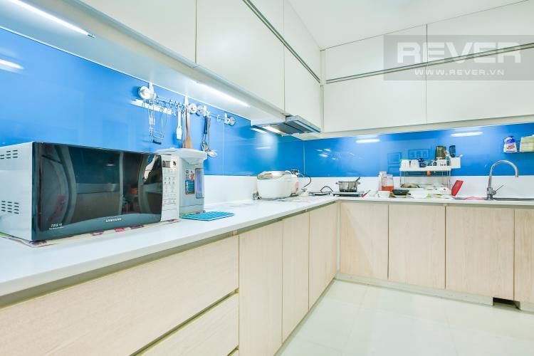 Bếp Căn hộ The Estella Residence 3 phòng ngủ tầng cao 1A view hồ bơi