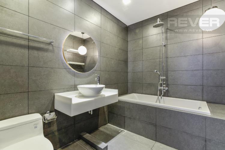 Phòng Tắm Căn hộ Vinhomes Central Park tầng cao P6, 1PN nội thất đầy đủ