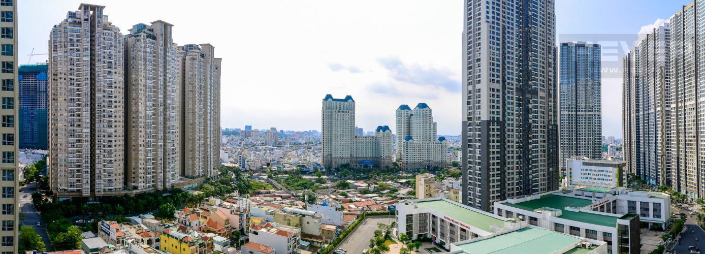 View Bán hoặc cho thuê căn hộ Vinhomes Central Park 2PN tầng trung tháp Park 7, đầy đủ nội thất cao cấp