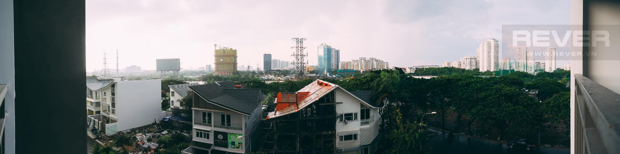 View Quận 1 Bán căn hộ Sunrise Riverside tầng cao 3PN diện tích rộng rãi, view đẹp