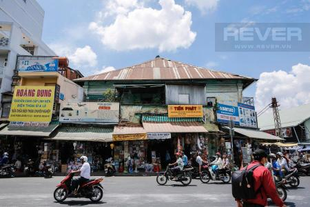 Nhà phố 3 mặt tiền đường Hải Thượng Lãn Ông Quận 5