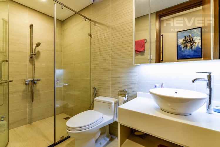 Phòng Tắm 1 Căn hộ Vinhomes Central Park tháp Park 6, 2PN, đầy đủ nội thất