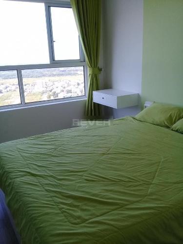 Phòng ngủ Dragon Hill 2, Nhà Bè Căn hộ Penthouse Dragon Hill 2 nội thất đầy đủ, view hồ bơi.