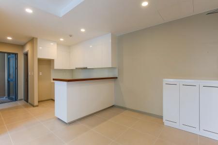 Căn hộ The Gold View 1 phòng ngủ tầng thấp A3 nội thất cơ bản