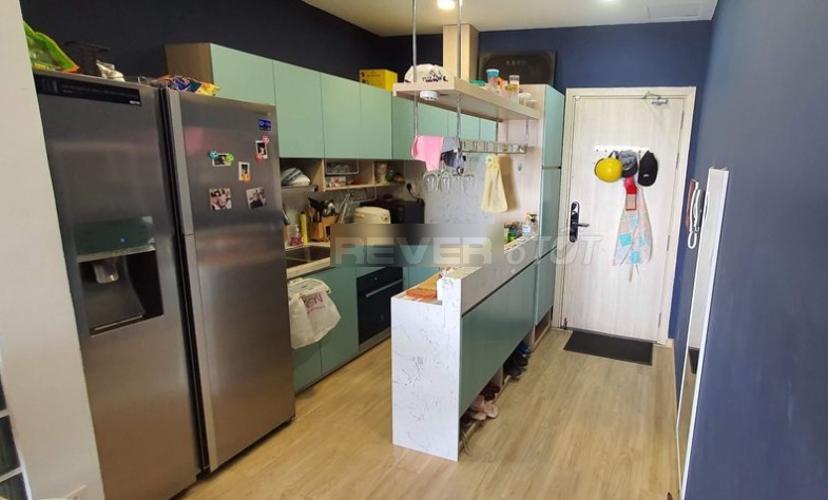 Phòng bếp chung cư Viva Riverside, quận 6 Căn hộ Viva Riverside thiết kế trẻ trung, nội thất hiện đại.
