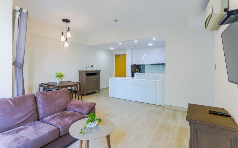 Bán căn hộ Masteri Thảo Điền tầng cao 2PN đầy đủ nội thất, view sông