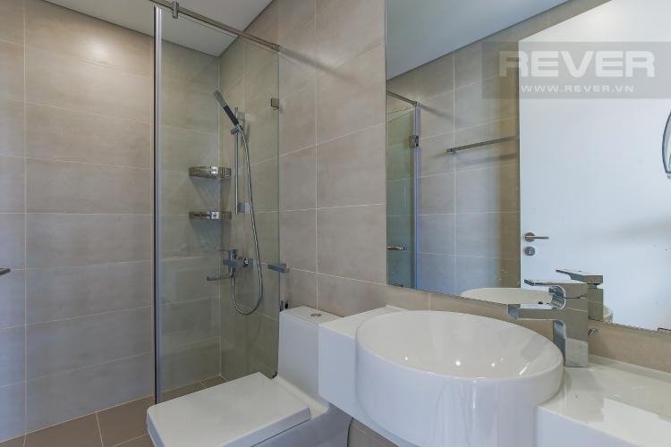 Phòng Tắm 2 Cho thuê căn hộ Masteri Millennium tầng cao, 2PN, đầy đủ nội thất, view sông