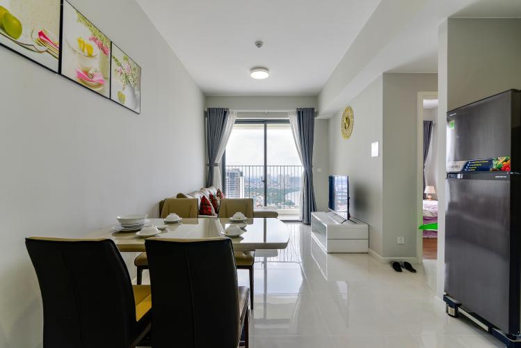 Cho thuê căn hộ Masteri An Phú 2PN, tầng cao, đầy đủ nội thất, view sông thoáng đãng