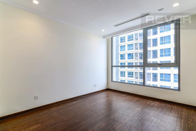 Phòng Ngủ 1 Căn hộ Vinhomes Central Park 3 phòng ngủ tầng cao L5 hướng Tây Bắc