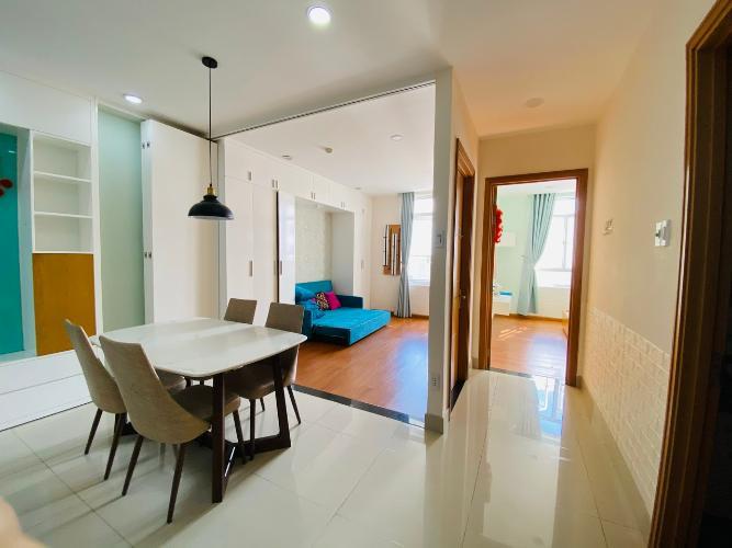 Căn hộ chung cư Him Lam Riverside view thành phố, đầy đủ tiện nghi.