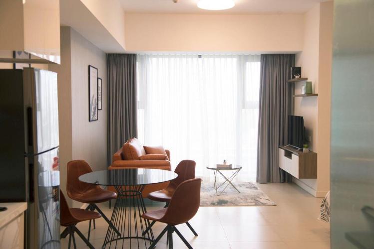 Căn hộ Studio Gateway Thảo Điền tầng 6, đầy đủ nội thất hiện đại.