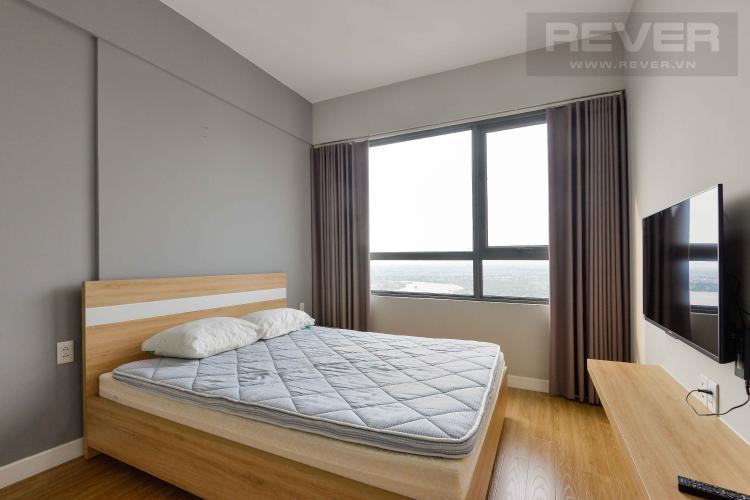 Phòng Ngủ 1 Cho thuê căn hộ Masteri Thảo Điền tầng cao tháp T5, 2PN 2WC, đầy đủ nội thất, view sông Sài Gòn
