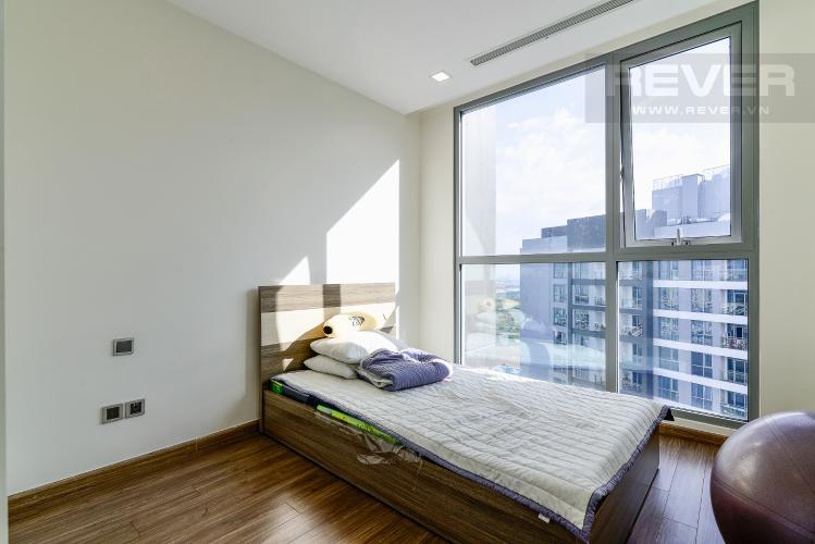 Phòng Ngủ 2 Căn hộ Vinhomes Central Park tầng cao 3PN view sông