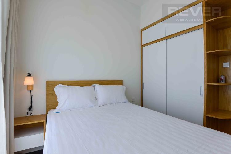 Phòng Ngủ Cho thuê căn hộ The Sun Avenue 2PN, block 1, diện tích 71m2, đầy đủ nội thất