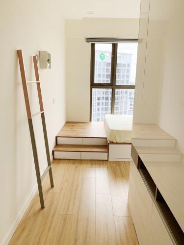 Bên trong căn hộ Masteri  Millennium Cho thuê căn hộ Masteri Millennium thuộc tầng trung, 1 phòng ngủ, diện tích 30m2, đầy đủ nội thất