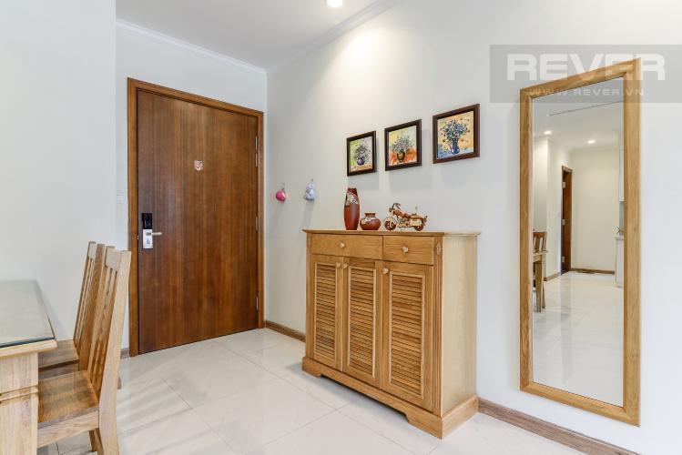 Trang Trí Căn hộ Vinhomes Central Park 2 phòng ngủ tầng cao C3 view nội khu
