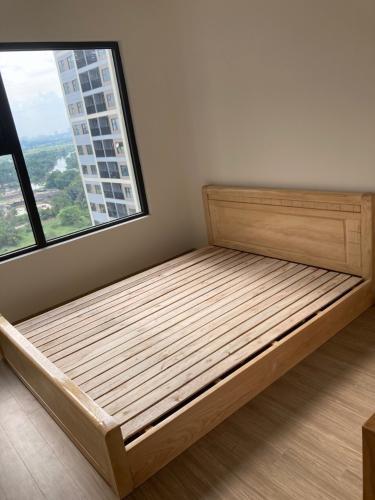 Phòng ngủ Vinhomes Grand Park Quận 9 Căn hộ tầng cao Vinhomes Grand Park đầy đủ nội thất hiện đại.