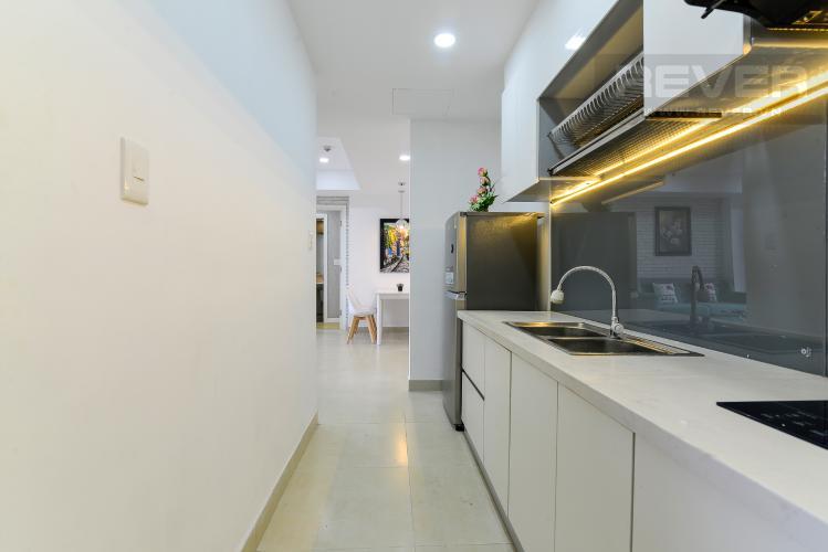 Nhà Bếp Bán căn hộ Masteri Thảo Điền 2PN, đầy đủ nội thất, view sông thoáng mát