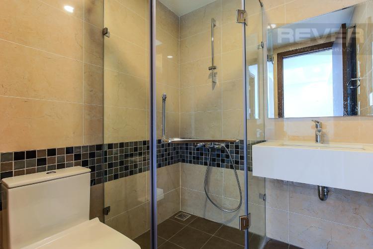 Phòng Tắm Căn hộ The Tresor 2 phòng ngủ tầng cao TS1 đầy đủ nội thất