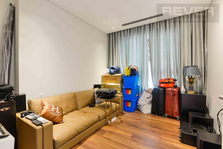 Phòng Ngủ 3 Bán căn hộ Diamond Island 3PN 2WC, nội thất cơ bản, view hướng sông