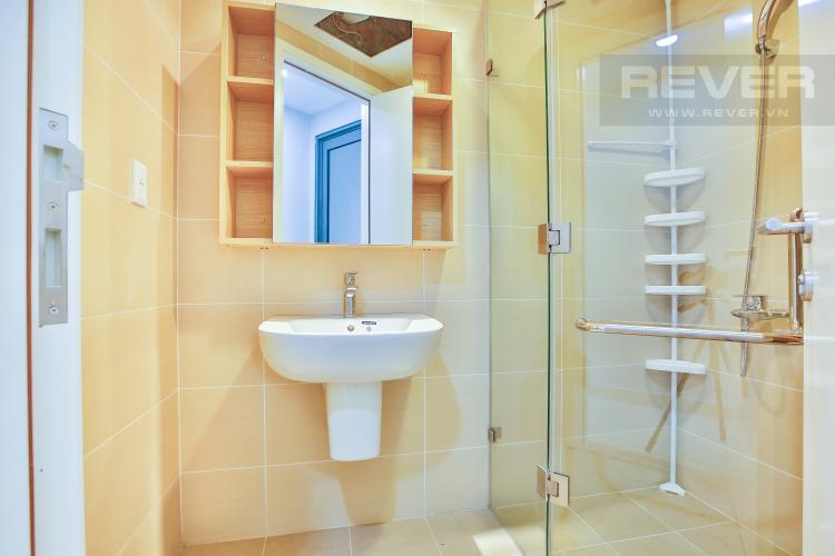 Toilet 2 Căn hộ Masteri Thảo Điền tầng cao T5 mới giao nhà, nội thất đầy đủ