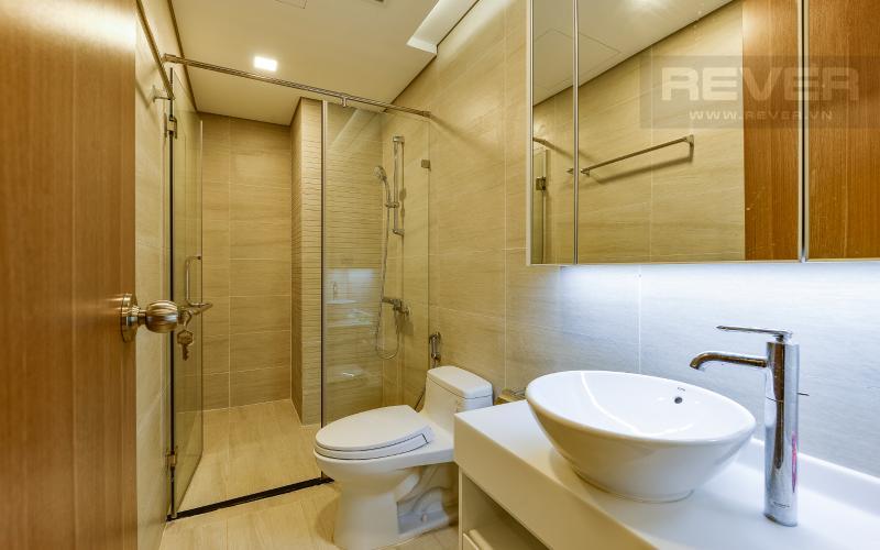 phòng tắm 2 Căn hộ 2 phòng tại The Park 6 Vinhomes Central Park đầy đủ nội thất